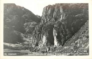 RPPC Highway Tunnel Grand Canyon of Snake River Box Canyon OR- ID W. Andrews