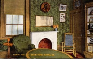 Illinois Galena General U S Grant Home The Library