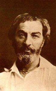 Walt Whitman Circa 1854