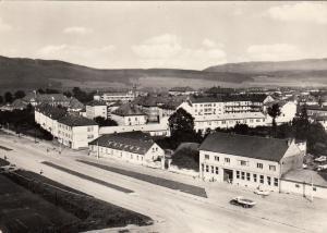 Slovakia Zvolen photo postcard