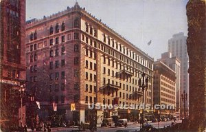 Palace Hotel - San Francisco, CA