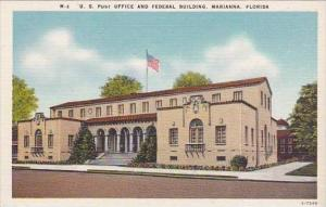Florida Marianna U S Post Office And Federal Building