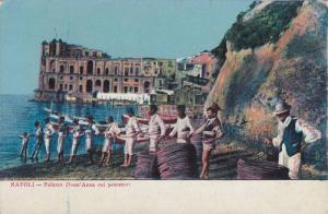 Palazzo Donn'Anna Coi Pescatori, Napoli (Campania), Italy, 1900-1910s