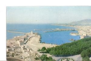 Postal 020763 : El puerto - Malaga