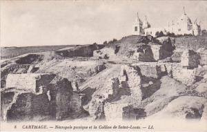 Tunisia Carthage Necropole punique et la Colline de Saint-Louis