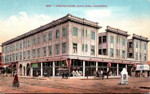 California Santa Rosa Overton Hotel