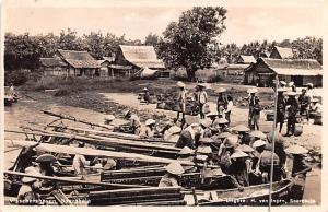 Soerabaja Indonesia, Republik Indonesia Visschershaven Soerabaja Visschershaven