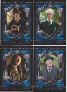 HARRY POTTER AND THE PRISONER OF AZKABAN COLLECTORS CARDS - 635