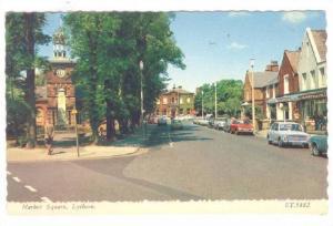 Market Square, Lytham, England, 40-60s