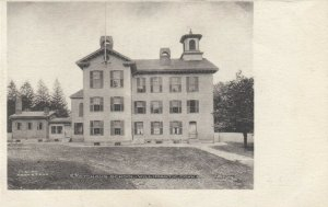 WILLIMANTIC , Connecticut , 1901-07 ; Natchaug School