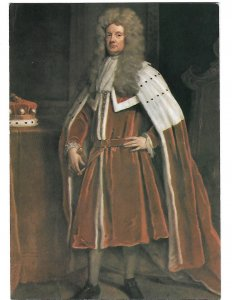 Charles Calvert Third Lord Baltimore Governor of Maryland 1637-1715 4 by 6