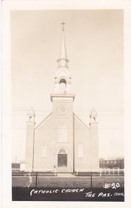 RP: Catholic Church , THE PAS , Manitoba , Canada , 30-40s