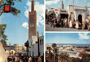 Morocco Tanger Zoco Grande Mezquita de Sidi Bu Abia