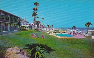 Florida Daytona Beach Whitehall Motel