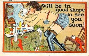 Make-up Comic 1935