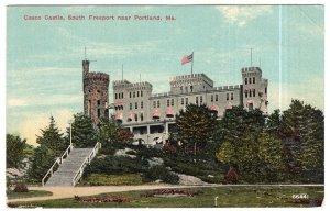 Casco Castle, South Freeport, near Portland, Me.
