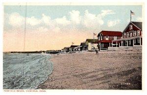 Connecticut  Fairfield Beach