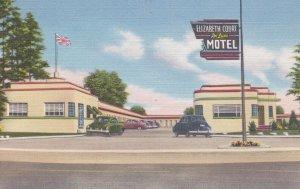LONDON , Ontario , Canada , 30-40s; Elizabeth Court Deluxe Motel