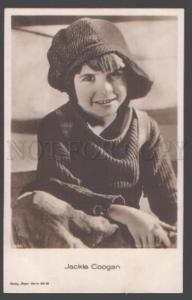 098944 Jackie COOGAN American MOVIE Star ACTOR Vintage PHOTO