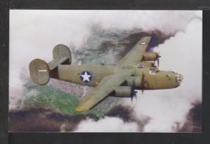 Liberator Postcard