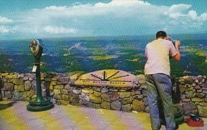 Tennessee Chattanooga Lookout Mountain Rock City View Of Seven States