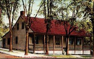 New York Johnstown Black Horse Tavern Built 1781