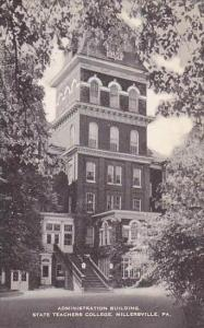 Pennsylvania Millersville Administration Building State Teachers College Albe...