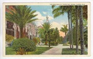 The Grounds At Tampa Bay Hotel, Tampa, Florida, 1900-10s