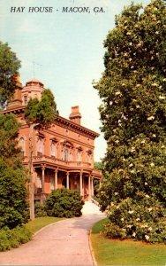 Georgia Macon Hay House