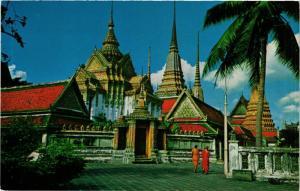 CPM THAILAND The Mondop (Library), Wat Po. Bangkok. Thailand (345711)