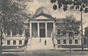 BRANTFORD , Ontario , PU-1907; Public Library, version 3