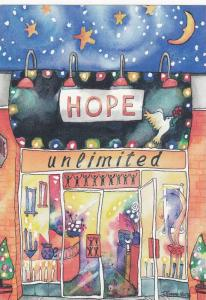 HOPE Unlimited, A socially conscious store , Vancouver , B.C. , Canada , Op...