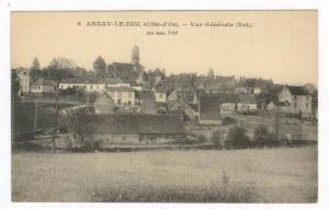 Vue Generale, Arnay-Le-Duc (Côte-d'Or), France, 1900-10s