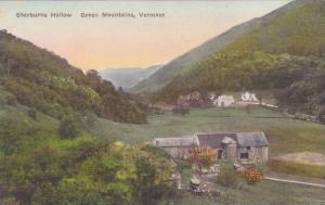 Sherburne Hollow, Green Mountains, Vermont, 1900-1910s