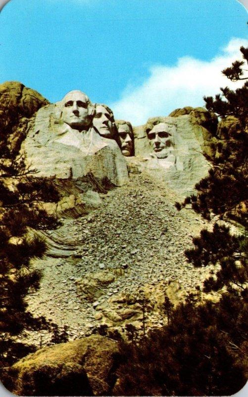 South Dakota Black Hills Mount Rushmore National Memorial