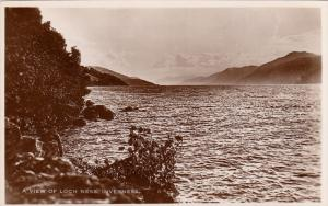RP, A View Of Loch Ness, INVERNESS, Scotland, UK, 1920-1940s