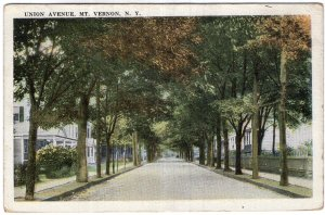 Mt. Vernon, N.Y., Union Avenue