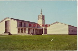 The Base Chapel completed in June 1956 DOVER AIR FORCE BASE, DELAWARE