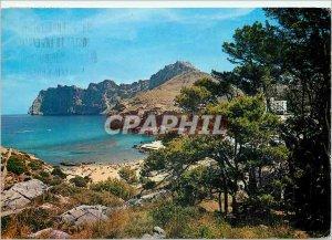 Postcard Modern Mallorca (Balearic) Espana pollensa