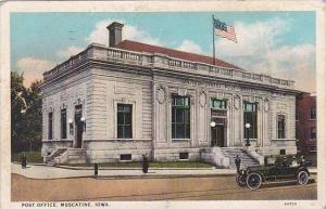 Iowa Muscatine Post Office
