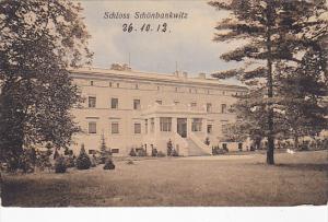 Scloss Schoenbankwitz  Germany