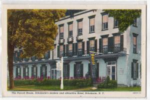 Parrott House, Schoharie NY