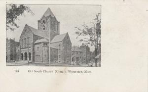 WORCESTER, Massachusetts, 1901-07; Old South Church ( Cong. )