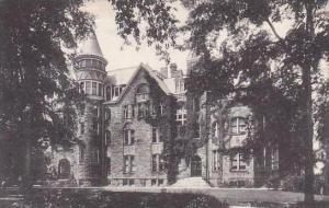 Ohio Oberlin Warner Hall Oberlin College Albertype