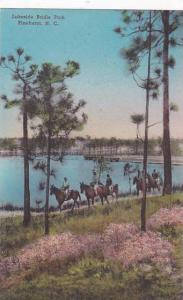 North Carolina Pinehurst Lakeside Bridle Path Albertype