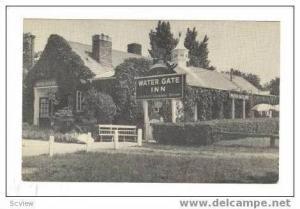 Water Gate Inn, Washington, D.C., 20-40s