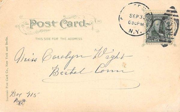 1889 Kingston Point Beach New York