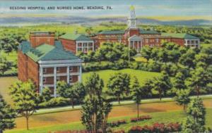 Pennsylvania Reading The Reading Hospital and Nurses Home