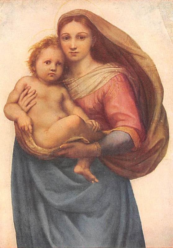 Madonna Raffael