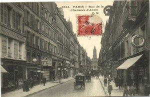 CPA Paris 9e (Dep.75) Rue d'Antin (53204)